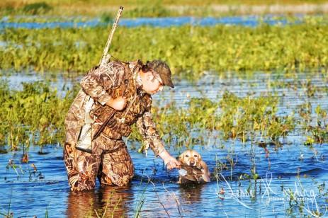 Hunting Team Work